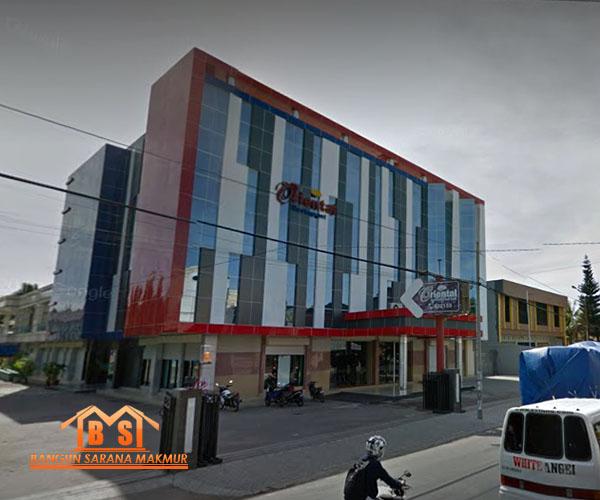 Pasang ACP Seven Restoran Oriental Kupang