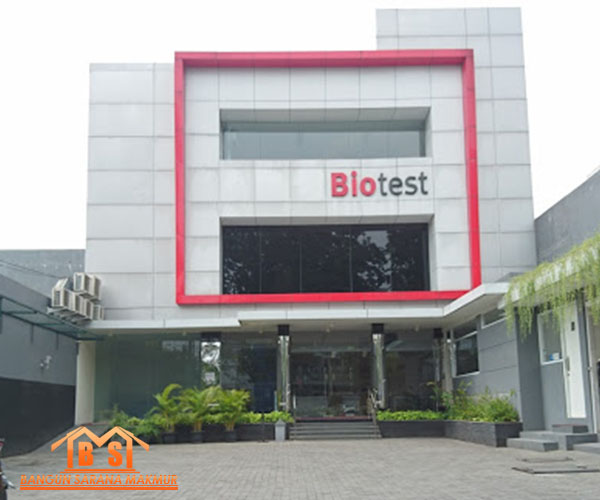 Pasang Acp Bio Test Kertajaya Surabaya