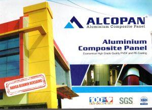 Jual Pasang ACP Alcopan Harga Termurah Terbaru 2019