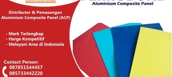 Jual Pasang ACP Ferobond Harga Termurah Terbaru 2018.